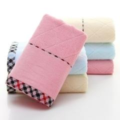 百度公司定制 高档礼品全棉毛浴巾 礼盒套装