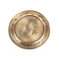 锌合金纪念盘