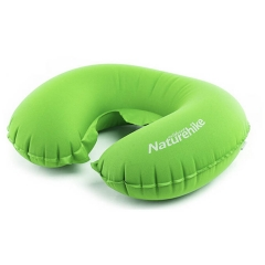户外充气颈枕旅行颈枕套装便携旅行颈枕飞机靠枕