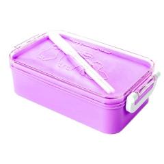 保温饭盒成人便当盒可微波炉加热餐盒