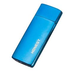 USB电子点烟器 金属双面充电打火机mini超薄USB打火机防风