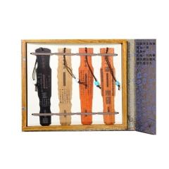 红木书签名木雕刻中国风古典特色礼品