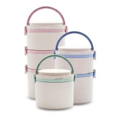 环保秆饭盒保温盒