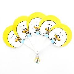 广告扇折叠扇夏季凉扇可定制LOGO