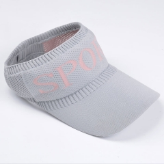 户外棒球帽空顶帽字母可定制LOGO