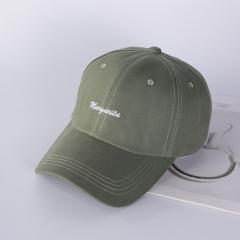 户外运动棒球帽刺绣鸭舌帽