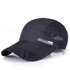 户外速干帽棒球网帽可定制LOGO