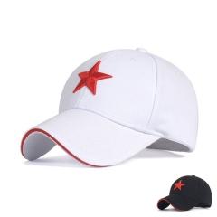 棒球遮阳帽刺绣鸭舌帽可定制logo